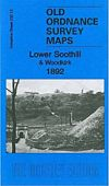 Lower Southill and Woodkirk 1892 Yorkshire 232.12