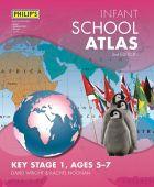 Infant School Atlas 3rd Edition Hardback KS1 (5-7)