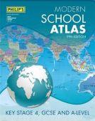 Modern School Atlas 99th Edn Hardback KS4 (14-18)