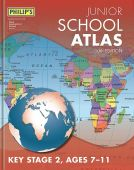 Junior School Atlas 10th Edition Hardback KS2 (7-11)
