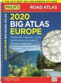 Big Road Atlas Europe A3 SP 2020 (Superseded use 37235)