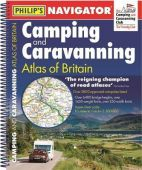 Navigator Camping and Caravanning Atlas of Britain Spiral