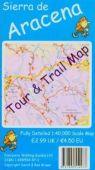 Tour & Trail Map - Sierra de Aracena
