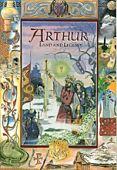 Arthur Land and Legend PBack