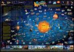 Children's Solar System Map