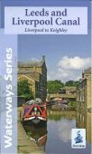 Leeds and Liverpool Canal Map Liverpool to Keighley