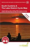 South Cumbria and the Lake District Cycle Map 31