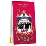 Intrepidly Time-Travelling Great Britain History Map