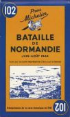 0262 Battle of Normandy Map
