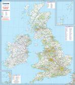 5713 Great Britain and Ireland Laminated