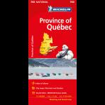 0760 Quebec Map