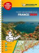 1098 France Atlas 2020 A3 Spiral