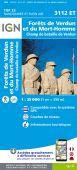 Top25 - 3112ET - Forets de Verdun et du Mort-Homme
