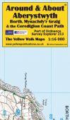 Around & About Aberystwyth, Borth, Mynachdy'r Graig & the Ceredigion Coast Path
