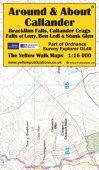 Around & About Callander, Bracklinn Falls,Callander Crags...