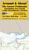 Around & About Gower Peninsula, Llanrhidan,Pen-clawdd Crofty