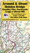 Around & About Hebden Bridge, Stoodley Pike,Hardcastle Crags