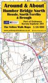 Around & About Humber Bridge N, Hessle, N Ferriby & Brough