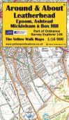 Around & About Leatherhead,Epsom,Ashstead,Mickleham&BoxHill