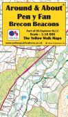 Around & About Pen y Fan, Brecon Beacons