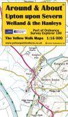 Around & About Upton-upon-Severn, Welland & The Hanleys