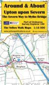 Around & About Upton-upon-Severn: Severn Way to Mythe Bridge