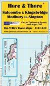 Here & There Dartmouth to Modbury, Salcombe & Kingsbridge